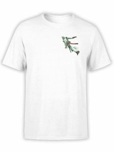 """Assassin's Creed T-Shirt """"Jump"""". Mens Shirts."""