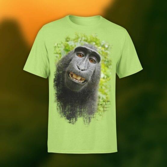 """Cool T-Shirts """"Monkey"""". Shirts."""