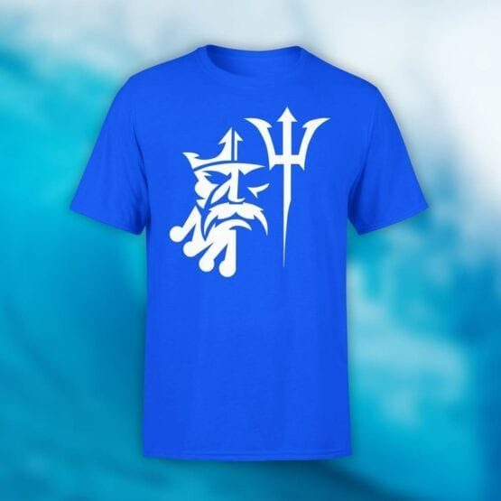 "Cool T-Shirt ""Poseydon"". Shirts."