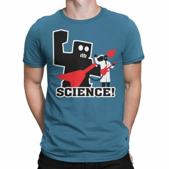 "Cool T-Shirts ""Science"". Mens Shirts."