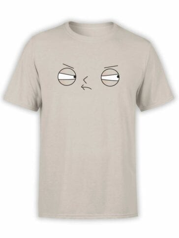 """Family Guy T-Shirts """"Stewie"""". Mens Shirts."""