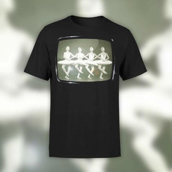 "Cool T-Shirts ""Swan Lake"". Shirts."