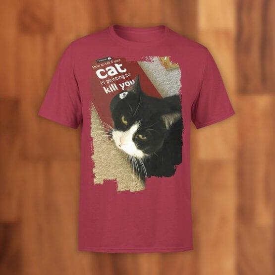 "Cool T-Shirts ""Killer"" unisex t-shirts"