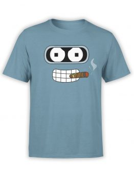 "Futurama T-Shirts ""Bender"". Cool T-Shirts."
