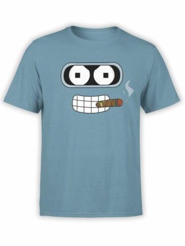 "Futurama T-Shirts ""Bender"". Cool T-Shirts."
