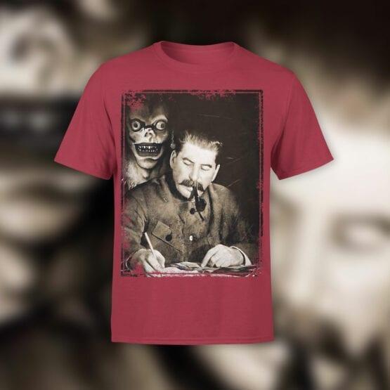 "Crazy Shirts ""Stalin"" Cool T-Shirts"
