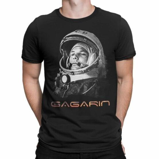 "Cool T-Shirts ""Gagarin"" unisex t-shirts"