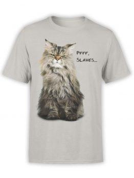 "Cat Shirts ""Pfff"" unisex t-shirts"