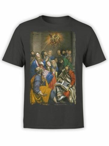 "Funny T-Shirts ""Holy Cat"" Cool T-Shirts"
