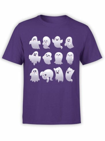 "Cool T-Shirts ""Boo"" Creative t-shirts"