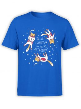 "Cat T-Shirts ""Space Cats"" Funny T-Shirts"