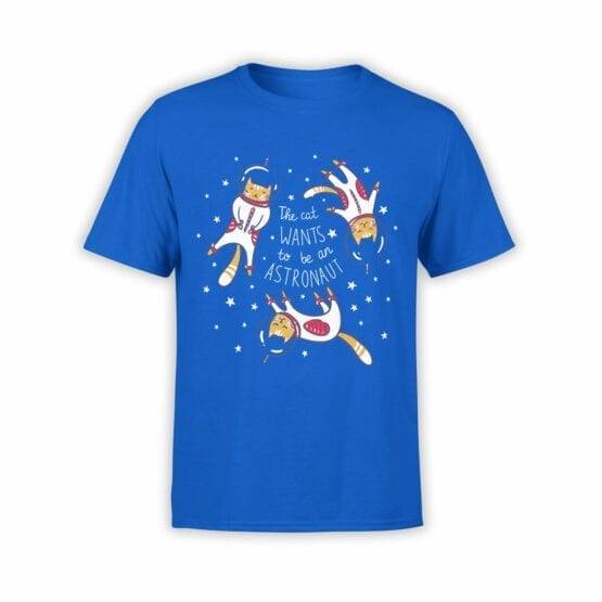 """Cat T-Shirts """"Space Cats"""" Funny T-Shirts"""
