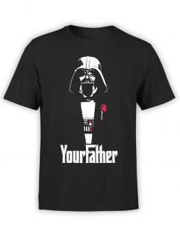 "Star Wars T-Shirt ""Your Father"". Funny T-Shirts."