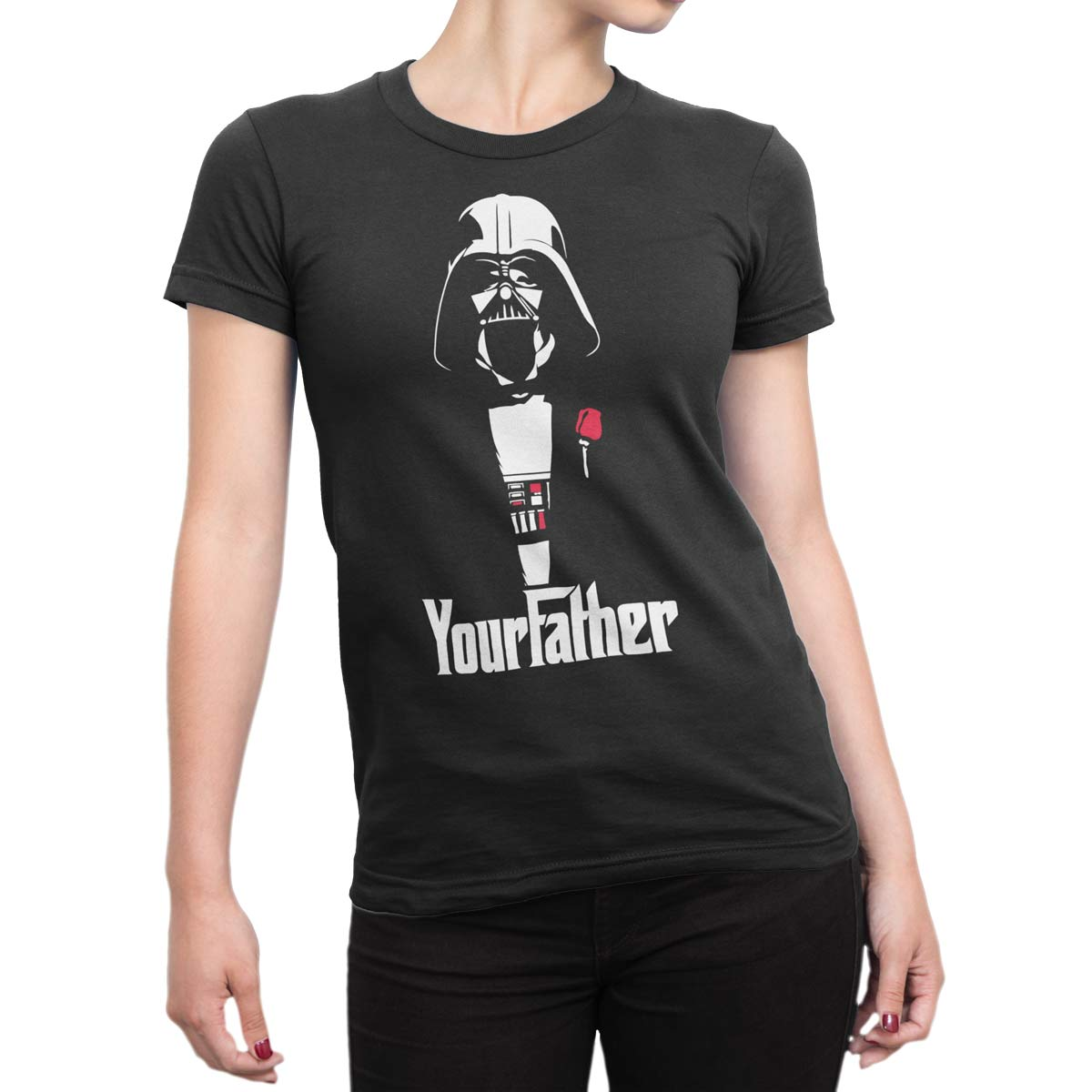 Star wars t shirt your father funny t shirts fantucci T shirts for dad