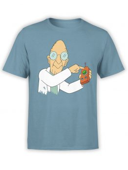 "Futurama T-Shirts ""Prof. Farnsworth"". Cool Shirts."