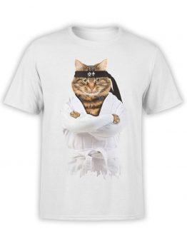 "Cat T-Shirts ""Cat-San"" Funny T-Shirts"