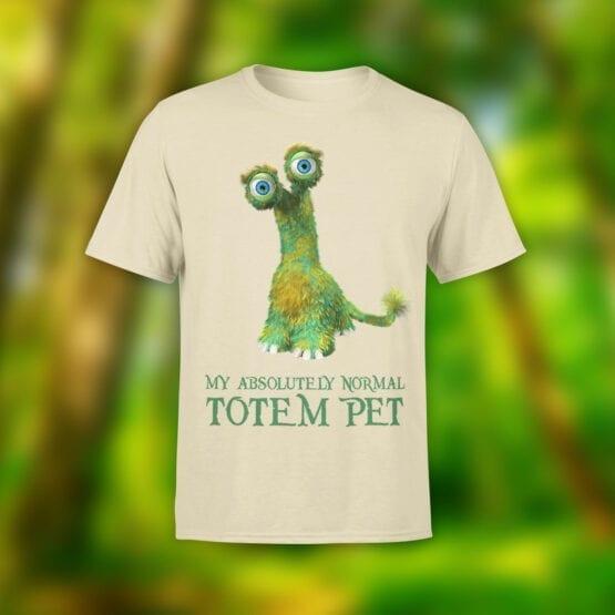 "Cool T-Shirts ""Totem Pet"". Funny T-Shirts."