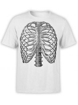 "Cool T-Shirts ""Ribs"". Art T-Shirts."