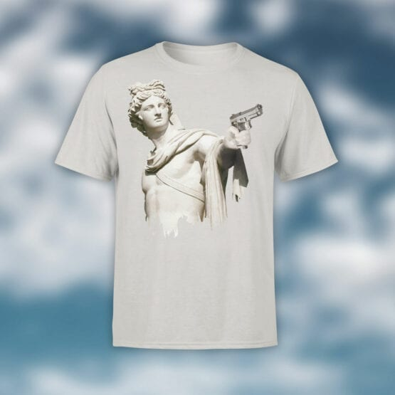 "Funny T-Shirts ""Apollo Gang"". Cool T-Shirts."