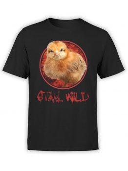 "Funny T-Shirts ""Wild"". Cool T-Shirts."