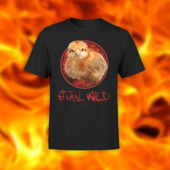 "Funny T-Shirts ""Wild"". Cool T-Shirts."