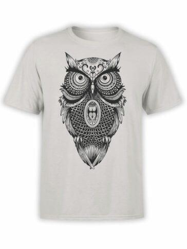 "Art T-Shirts ""Owl"". Cool T-Shirts."