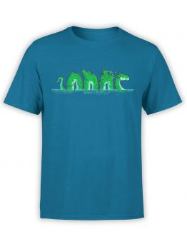 "Funny T-Shirts ""Loch Ness"". Cool T-Shirts."