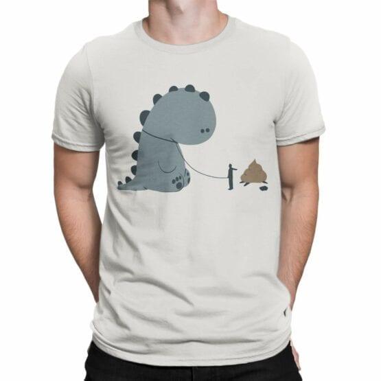 "Funny T-Shirts ""Dino"". Cool T-Shirts."
