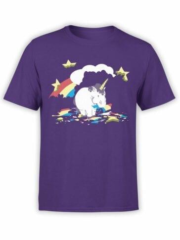 "Funny T-Shirts ""Unicorn"". Cool T-Shirts."