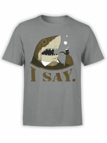 "Funny T-Shirts ""I say"". Cool T-Shirts."