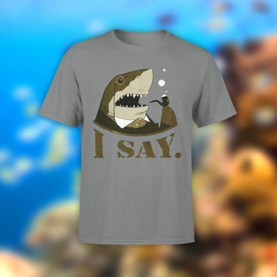 "Funny T-Shirts ""I say"". Cool T-Shirts."