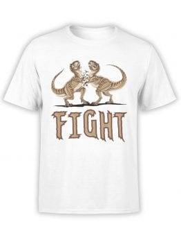 "Funny T-Shirts ""Fight"". Cool T-Shirts."