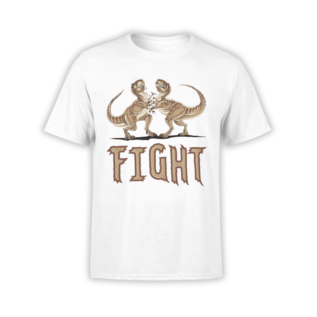 Funny t shirts fight unisex t shirt 100 ultra cotton for Comic t shirts online