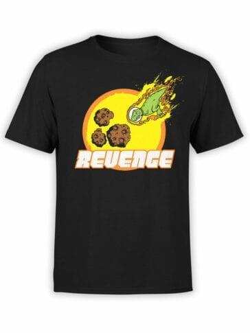 """Funny T-Shirts """"Revenge"""". Cool T-Shirts."""