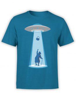"Funny T-Shirts ""UFO"". Cool T-Shirts."