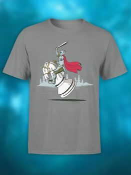 "Cool T-Shirts ""Chess Knight"""