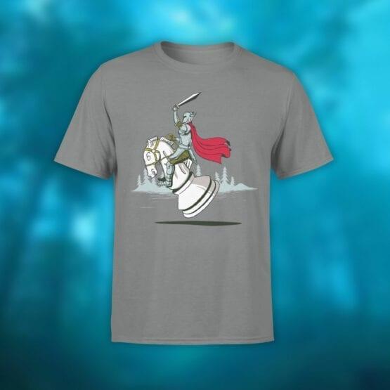 """Cool T-Shirts """"Chess Knight"""""""