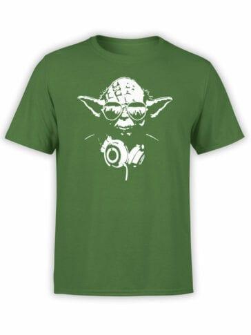 "Star Wars T-Shirt ""DJ Yoda"". Funny T-Shirts."