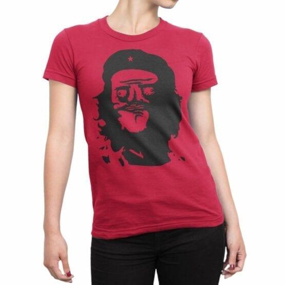 "Funny T-Shirts ""Meme Guevara"". Cool T-Shirts."