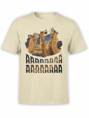 "Funny T-Shirts ""Camels"". Cool T-Shirts."