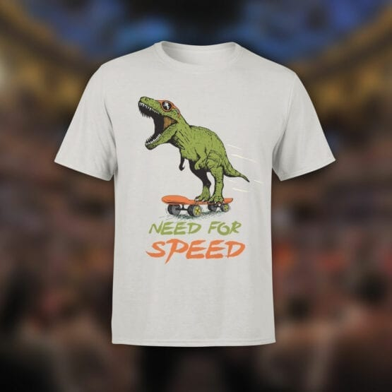 """Funny T-Shirts """"Need For Speed"""". Cool T-Shirts."""