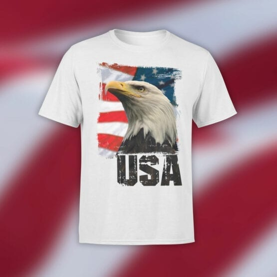 """Cool T-Shirts """"USA"""""""
