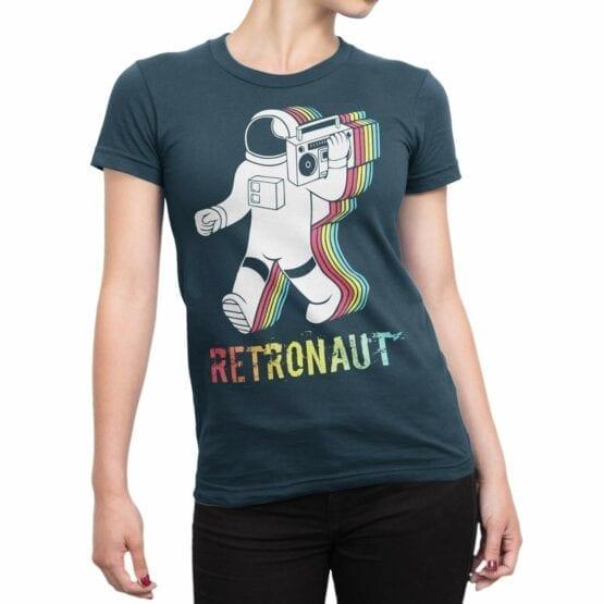 "Cool T-Shirts ""Retronaut"""