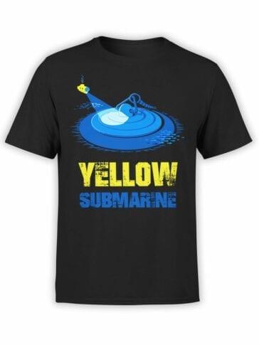 """Cool T-Shirts """"Yellow Submarine"""""""