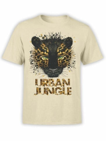 "Cool T-Shirts ""Jaguar"""