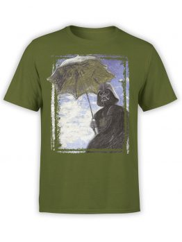 "Star Wars T-Shirt ""Monet: Darth Vadert"". Cool T-Shirts."