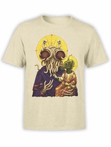 "Funny T-Shirts ""Flying Spaghetti Monster"". Cool T-Shirts."