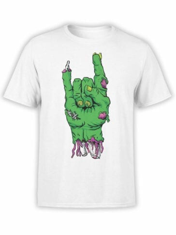 """Cool T-Shirts """"Zombie Hand"""""""