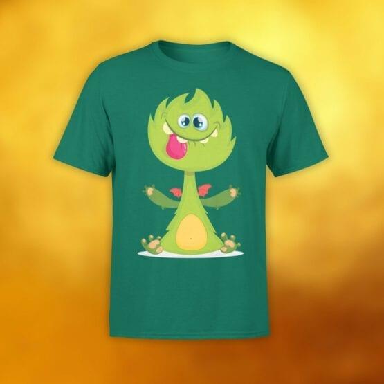 "Cute T-Shirts Nyan Dragon"". Funny T-Shirts."