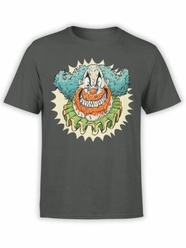 "Scary T-Shirts ""Evil Clown"". Cool T-Shirts."